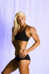 Girl with muscle - Cheryl Frost