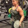 Girl with muscle - Ida Bergfoth