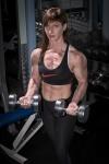 Girl with muscle - Elizaveta Grigoryeva