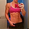Girl with muscle - Megan Donnelson Jensen