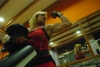 Girl with muscle - Monika Sotirova