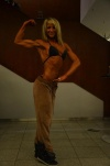 Girl with muscle - Alesya Rudolph