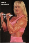 Girl with muscle - Denise Rutkowski
