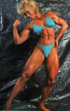 Girl with muscle - Vicki Sims