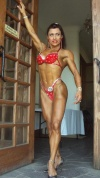 Girl with muscle - Patricia Pena Verdugo