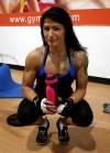 Girl with muscle - Christina Alev
