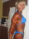 Girl with muscle - Uschi Stokes