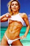 Girl with muscle - Azabache
