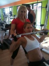 Girl with muscle - Ivana Cujova
