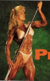 Girl with muscle - Sue Price