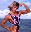 Girl with muscle - Kathy Unger