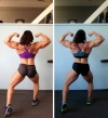 Girl with muscle - Alyssa Stroud