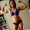 Girl with muscle - Jessica Martin