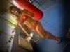 Girl with muscle - Ildiko Szabo