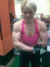 Girl with muscle - Halina Verrone