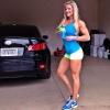 Girl with muscle - Whitney Jones