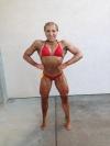 Girl with muscle - Cynthia Welden