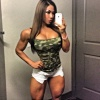 Girl with muscle - Tina Nguyen