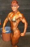 Girl with muscle - Shaz Campbell