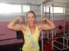 Girl with muscle - Julieta Fit