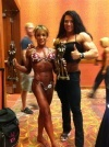 Girl with muscle - Alina Popa (R)