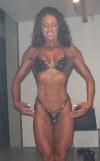 Girl with muscle - Tea Huuhka