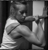 Girl with muscle - Kristina Krstic