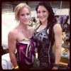 Girl with muscle - Tamee Marie, Candice Keene