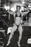 Girl with muscle - Eva Pogacnik