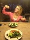 Girl with muscle - Evelien Nellen Van Pelt