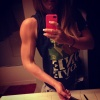 Girl with muscle - allison