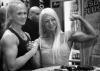 Girl with muscle - Sarah Backman / Nathalie Falk