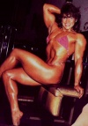 Girl with muscle - Reggie Bennett