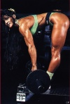 Girl with muscle - Lisa Lorio