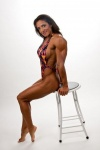 Girl with muscle - Sabrina Taylor