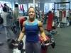 Girl with muscle - Nicola Gilbert