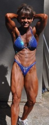 Girl with muscle - Crystal Rieke