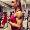Girl with muscle - Hannah Everbring