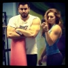 Girl with muscle - Julia Vins