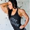 Girl with muscle - Josee Gallant