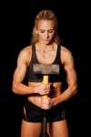 Girl with muscle - marit nilsen