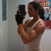 Girl with muscle - Veronica Ann Kerin  (body_4_life)