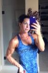 Girl with muscle - Brooke Erickson