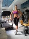 Girl with muscle - Svetlana Fiskova