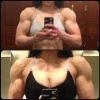 Girl with muscle - Melissa Shuster