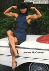 Girl with muscle - Joanne McCartney