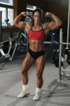Girl with muscle - Merle Mohr
