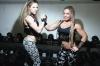Girl with muscle - Miranda Sky Wishes (L) - Karin Ninio Zaradez (R)