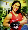 Girl with muscle - Cristina Arellano