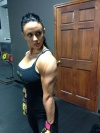 Girl with muscle - Alex